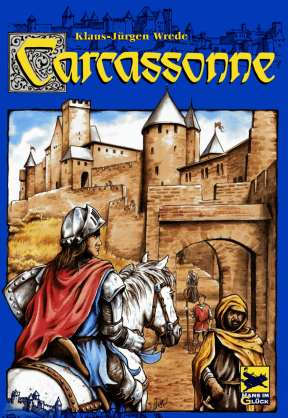 Original Carcassonne Box Cover