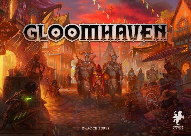 gloomhaven hype delayed gratification your turn dad